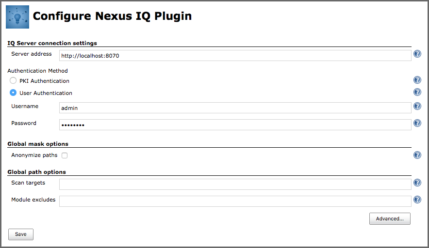 DEPRECATED] Nexus IQ for Hudson/Jenkins 1 x