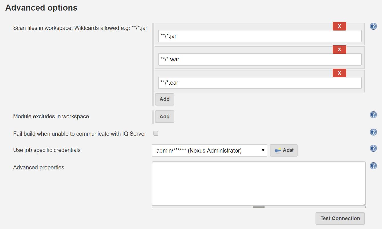 Nexus Platform Plugin for Jenkins