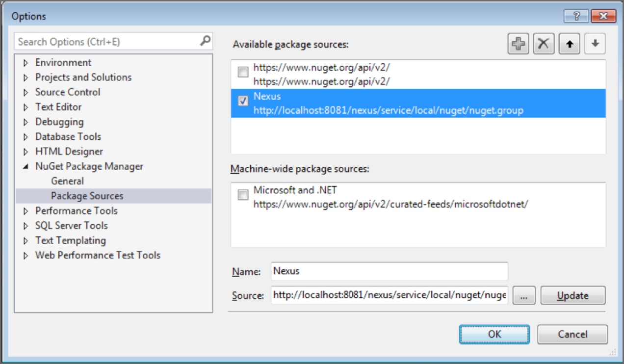 NET Package Repositories with NuGet