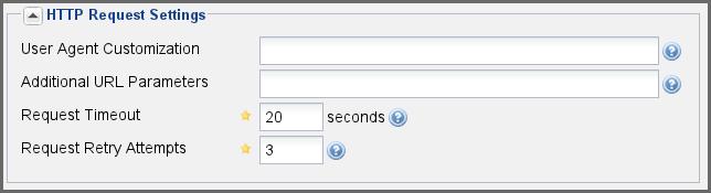 Customizing Server Configuration